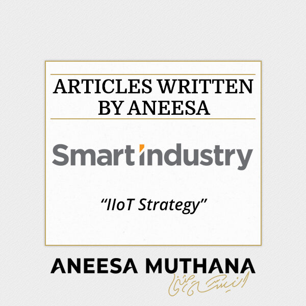 Smart Industry - IIoT Strategy