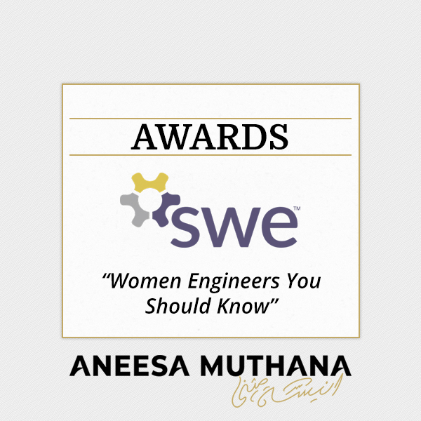 SWE Magazine - Women Engineers You Should Know