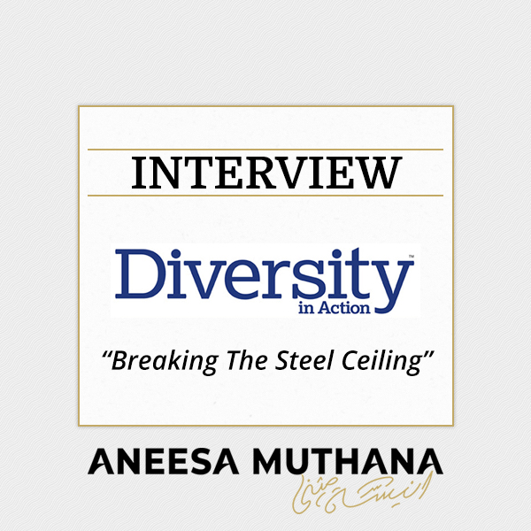 "Diversity In Action - Breaking the ""Steel Ceiling"""