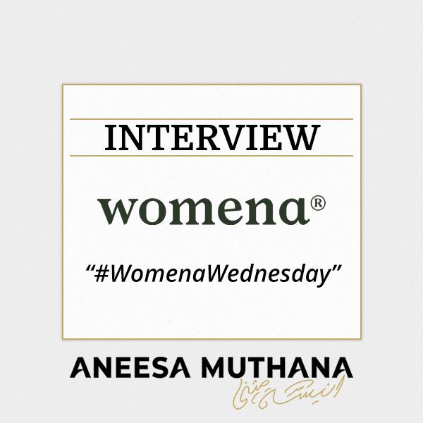 Womena - #WomenaWednesday
