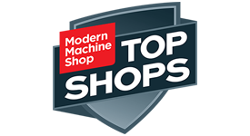 Modern Machine Shop Top Shops Logo
